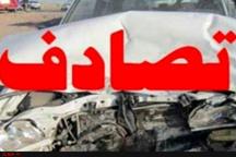 4 کشته و یک زخمی در تصادف اتوبوس و خودروی 206
