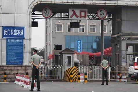 ساخت شهر هوشمند ضد کرونا توسط چین