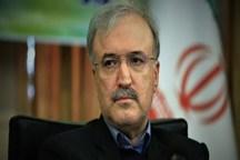 وزیر بهداشت: تمام پروازهای مسافری از چین به ایران متوقف شده/ ویدیو