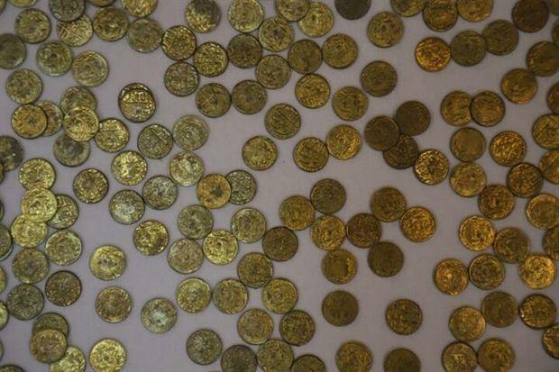 ۱۷۰ سکه تقلبی در دزفول ضبط شد