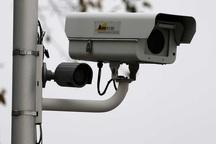 دوربین های ثبت تخلف راهور همدان بهره برداری شد