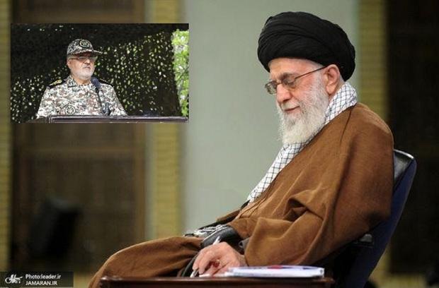 انتصاب فرمانده قرارگاه مشترک پدافند هوایی خاتمالانبیاء(ص) با حکم رهبر معظم انقلاب