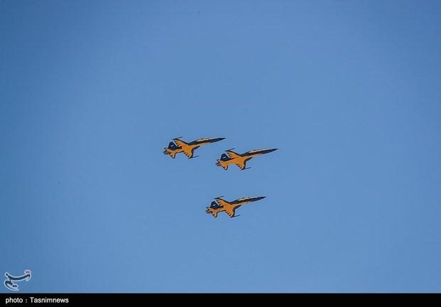 تحویل 3 فروند جت جنگنده کوثر به نیروی هوایی ارتش (5)