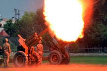 آماده باش ارتش پاکستان در سایه اوج گرفتن تنش با هند