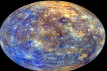 تصاویر جدید ناسا از سطح عطارد