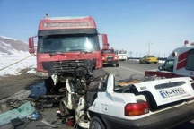 کاهش17 درصدی تلفات ناشی از تصادفات جادهای در یزد
