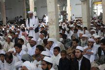 امام جمعه اهل سنت ایرانشهر: کسب مال حلال همچون نماز واجب است