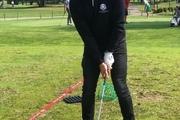 فوتبالیست های مشهور دنیا برای کمک به کودکان سرطانی گلف بازی می کنند+ عکس