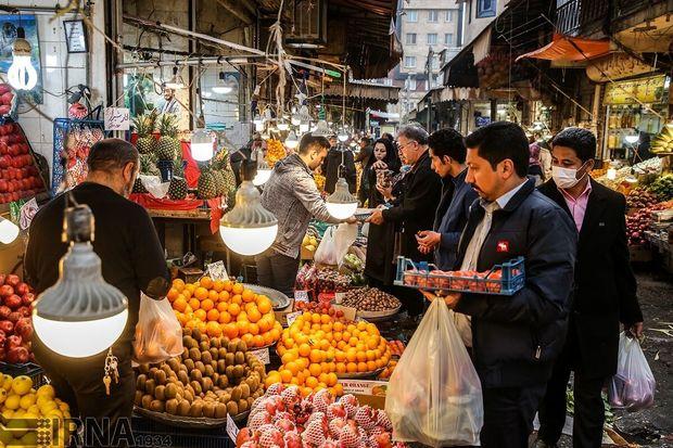 بازار قزوین و نگرانی شهروندان از افزایش قیمتها