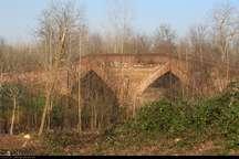 پل های تاریخی گیلان در یورش سیلاب سالم ماندند