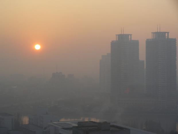 آلودگی هوای کردستان دو برابر حد مجاز است