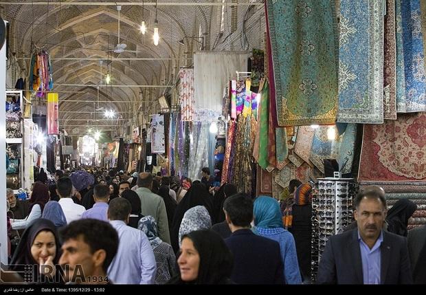 فارس و بازار خرید در آستانه نوروز