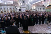 اقامه نماز مغرب و عشاء به امامت حجتالاسلام و المسلمین سید یاسر خمینی| ۹۷/۳/۱۴