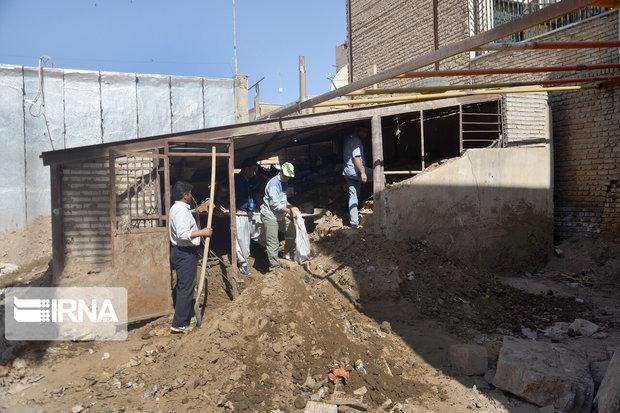 اختصاص ۴۴۰ میلیارد ریال برای بازسازی واحدهای آسیب دیده از سیلاب ملایر