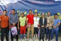 اولین دوره رقابت های قویترین مردان جام نوروز در کامیاران برگزار شد