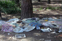 افزایش دوبرابری تولید زباله مازندران در تعطیلات نوروز