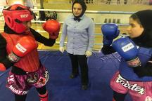 مسابقات مویتای استعدادهای برتر ورزشی دختران در زنجان آغاز شد