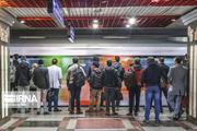 ایستگاه مترو کیانشهر آماده خدماترسانی به شهروندان تهرانی است