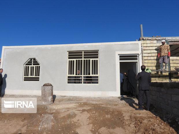 ۱۱ واحد مسکونی محرومان شهرستان اراک بهرهبرداری شد