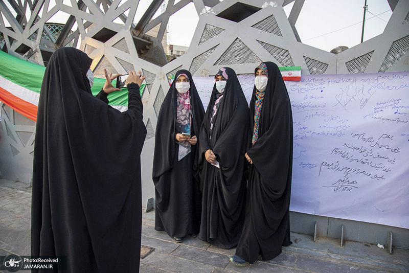 منتخب تصاویر امروز جهان- 8 خرداد 1400