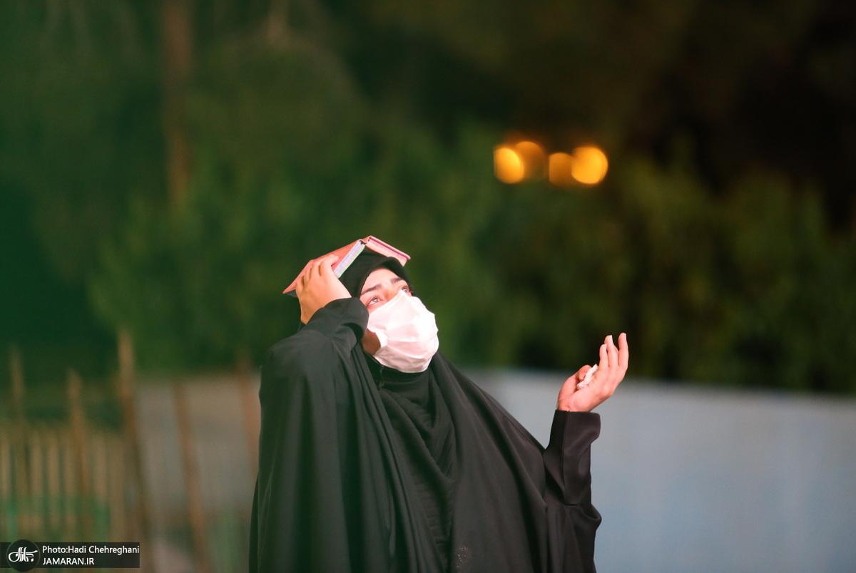 دعای شب بیست و هشتم ماه مبارک رمضان+ترجمه و صوت