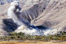 آمریکا رکورد بمبهای ریخته شده بر سر مردم افغانستان را شکست