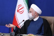 روحانی: دلیل مشارکت 48 درصدی از نظر من روشن است
