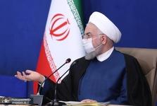 روحانی: کسی نمی تواند تحول سلامت در این دولت را انکار کند/ پایان کرونا برای هیچ کس روشن نیست