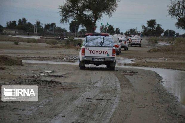جیرفت مرکز جمعآوری کمک برای سیلزدههای جنوب کرمان