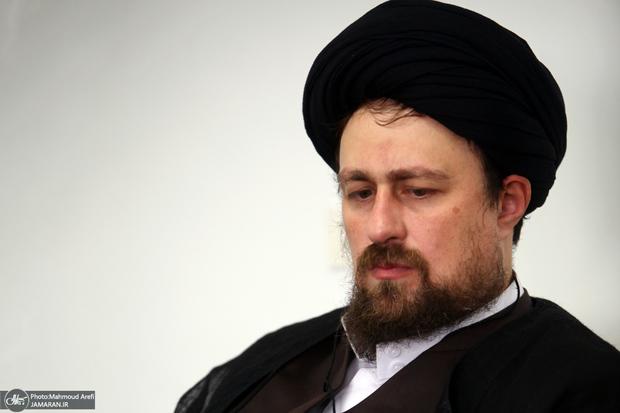 تسلیت سید حسن خمینی به حمید میرزاده