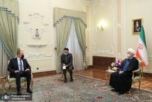 روحانی: باز کردن پای رژیم صهیونیستی به خلیج فارس اقدامی خطرناک است/ وزیر خارجه روسیه: مسائل منطقه ای یا توسعه نظامی می تواند خارج از چارچوب برجام بررسی شود
