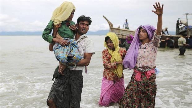 حمایت مالی یک شرکت میانماری از قتل عام مسلمانان روهینگا
