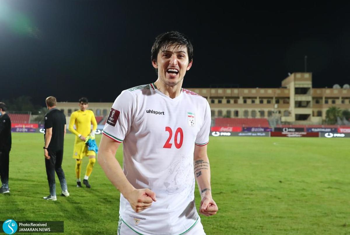 تنها غایب دیدار تیم ملی ایران مقابل سوریه