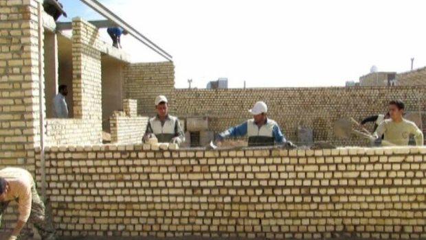ساخت ۱۵۰ خانه مددجویان بهزیستی بوشهر آغاز شد