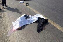 واژگونی خودرو در مسیر تربت حیدریه دو کشته برجای گذاشت