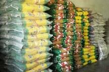 175 تن گوشت و برنج  در بروجرد توزیع  شد