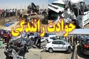 واژگونی مینی بوس در سیستان وبلوچستان ۱۹ مجروح برجای گذاشت