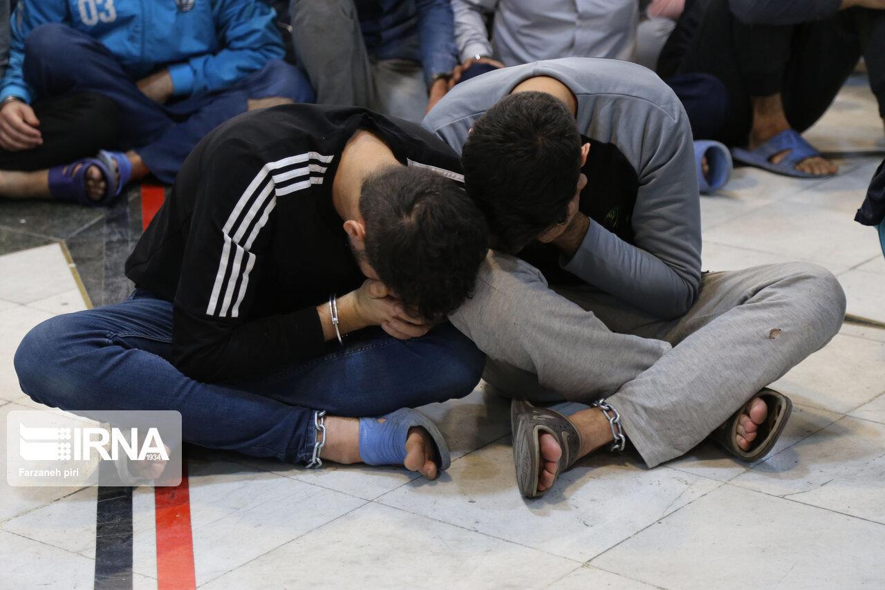 دستگیری کلاهبرداران حرفهای با بیش از یک میلیارد ریال در بجنورد