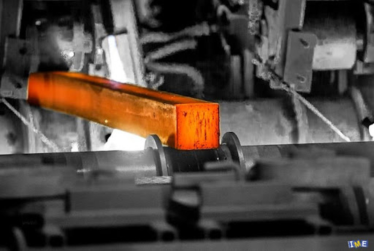 صادرات شمش فولاد مجاز شد