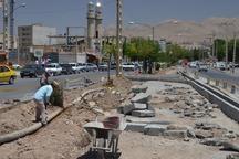 شهرداری زنجان با تمام توان پروژه های شهری را پیش می برد