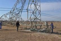 سیل 630 میلیارد ریال خسارت به شبکه برق لرستان وارد کرد