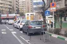 200 هزار محل پارک حاشیه خیابان در تهران ساماندهی می شود