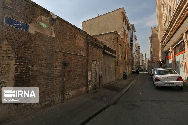 بیش از ۵۰ درصد منازل مرکز شهر تهران فرسودهاست