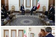 جزییاتی از جلسه نماینده ویژه دبیرکل سازمان ملل با محمدجواد ظریف