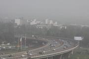 کیفیت هوای پنج منطقه مشهد آلوده است