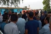پرداخت حقوق و عیدی تنها مطالبه کارکنان شهرداری مسجدسلیمان