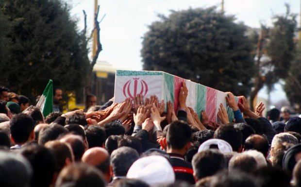 پیام مشاور استاندار قم به مناسبت رجعت پیکر پاک شهید مدافع حرم