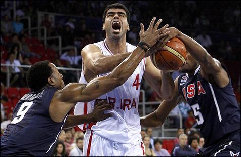 قرعه کشی بسکتبال المپیک توکیو/ همگروهی ایران با آمریکا و فرانسه + برنامه