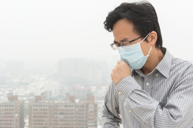 کیفیت هوای تهران در مرز ناسالم  برای گروه های حساس قرار گرفت