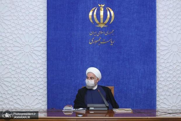 روحانی: نباید شاهد عدم تعادل در بازار خودرو باشیم